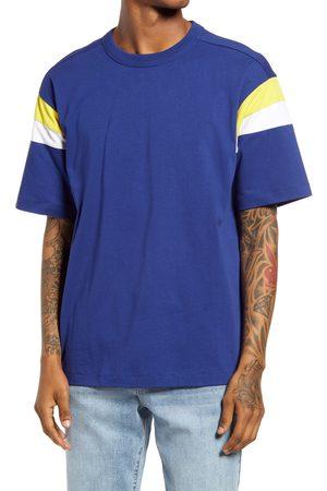 BP. Men's Men's Retro Stripe Crewneck T-Shirt