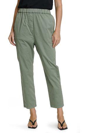Pistola Women's Lainey Drop Crotch Stretch Cotton Pull-On Pants