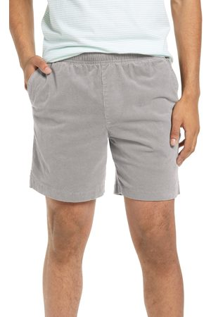 miss goodlife Men's Stretch Corduroy Shorts