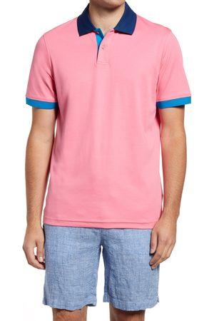 Bugatchi Men's Pima Cotton Polo