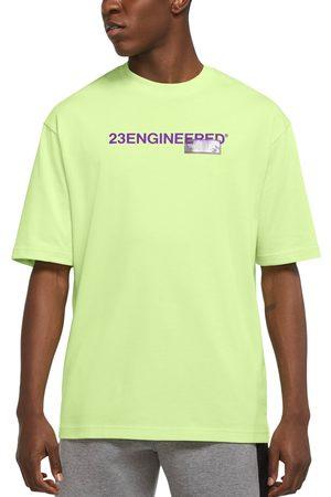 Jordan Men's 23 Engineered Logo Patch T-Shirt