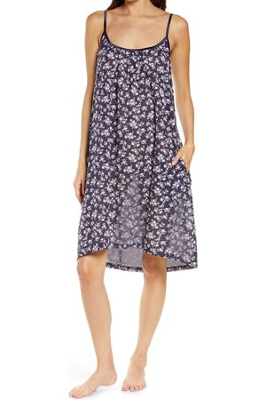 Papinelle Women's Potager Cotton Voile Nightgown