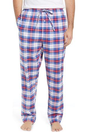 Polo Ralph Lauren Men's Men's Regency Plaid Stretch Woven Pajama Pants