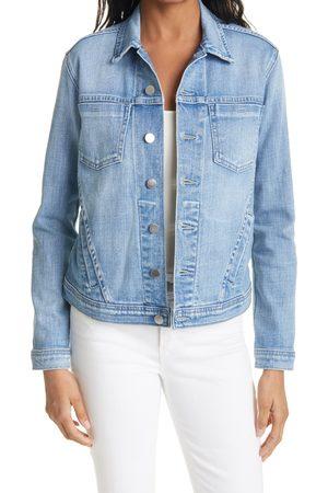 L'Agence Women's Celine Denim Jacket