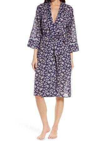 Papinelle Women's Women's Potager Floral Cotton Voile Robe