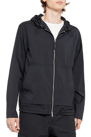 THEORY Men's Haskel Packable Hooded Jacket