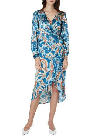 Emilia George Women's Selina Long Sleeve Maternity/nursing Dress
