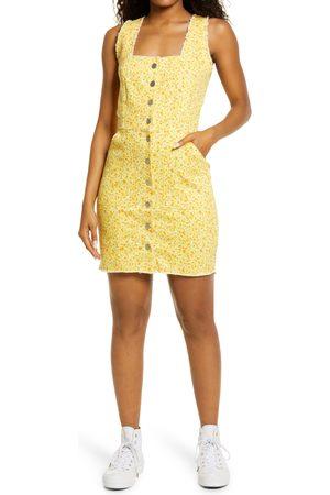 BP. Women's Daisy Denim Utility Sundress