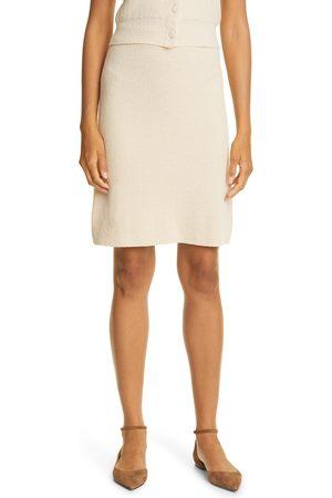 REBECCA TAYLOR Women's Boucle Pencil Skirt