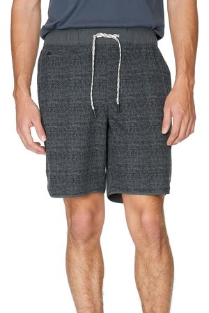 7 Diamonds Men's Core Active Faded Print Shorts