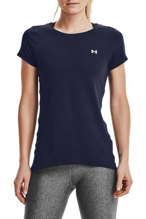 Under Armour Women's Heatgear Armour Short Sleeve T-Shirt