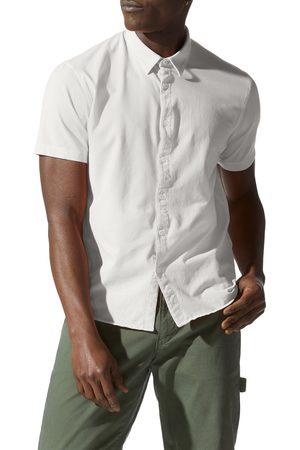 Good Man Brand Men's On Point Flex Pro Lite Slim Fit Button-Up Shirt