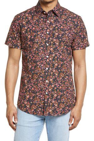 Rodd & Gunn Men's Havelock North Floral Short Sleeve Button-Up Shirt