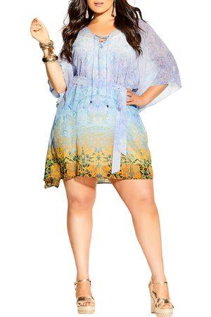 City Chic Plus Size Women's Shanika Tunic Dress