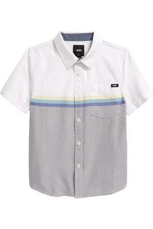 Vans Toddler Boy's Kids' Houser Button-Up Shirt