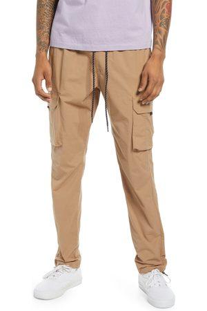 PACSUN Men's Benton Slim Nylon Cargo Pants