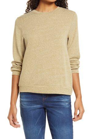 Bobeau Women's Drop Shoulder Sweatshirt