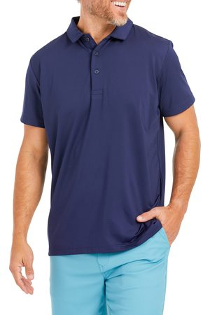 Mizzen+Main Men's Phil Mickelson Short Sleeve Performance Golf Polo