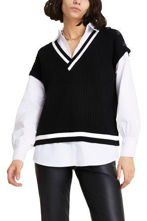 River Island Women Long sleeves - Women's Layered Long Sleeve Top