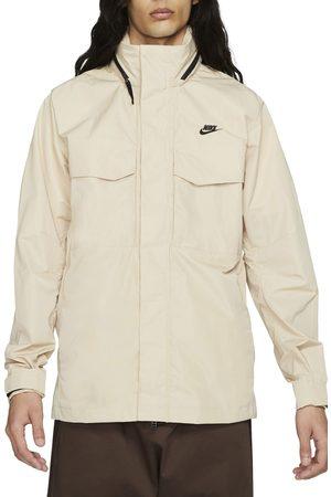 Nike Men's Premium Essentials M65 Unlined Hooded Jacket