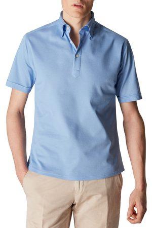 Eton Men's Slim Fit Cotton Polo