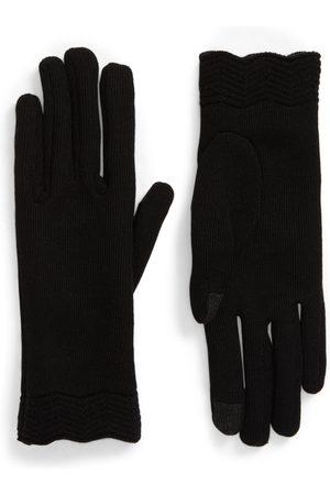 Seymoure Women's Museum Knit Wool Gloves