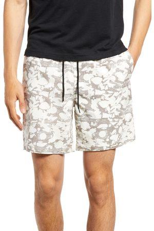Open Edit Men Shorts - Men's Print E-Waist Shorts