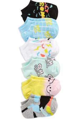 Tucker + Tate Toddler Boy's Kids' Critter 6-Pack Low Cut Socks