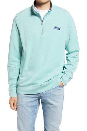 L.L.BEAN Men's Men's Comfort Stretch Half-Zip Pullover