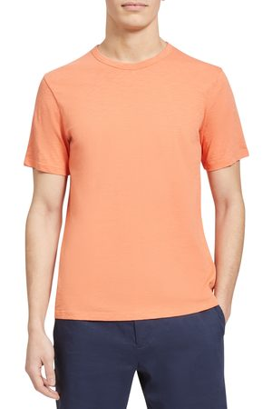 THEORY Men's Cosmo Solid Crewneck T-Shirt