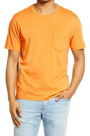 BILLY REID Men's Washed Pocket T-Shirt
