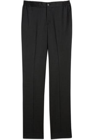 Nordstrom Men's Men's Verona Elastic Waist Wool Trousers