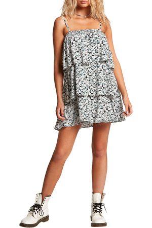Volcom Women Summer Dresses - Women's Kabloom Tiered Sundress