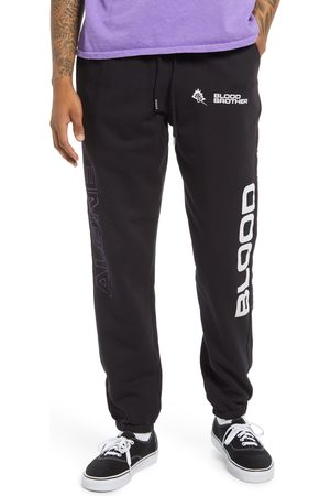 Blood Brother Men's Waterfront 1037 Never Alone Joggers