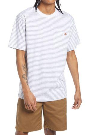 Dickies Men's Clean Utility Core Stripe Pocket T-Shirt