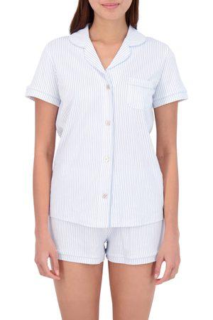 Roller Rabbit Women's Party Stripe Short Pajamas