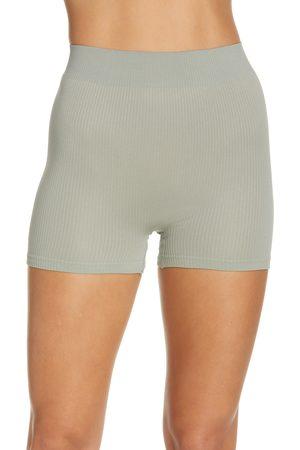 SKIMS Plus Size Women's Stretch Rib Shorts