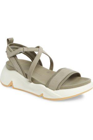 Ecco Women's Chunky Wedge Sandal