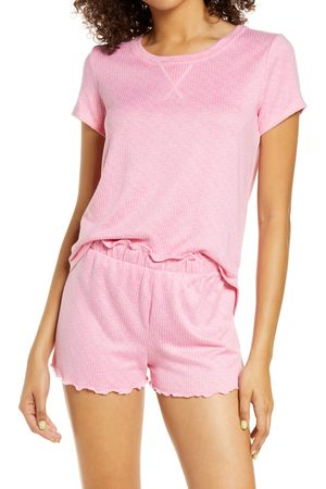 Emerson Road Women's Paperbag Short Pajamas
