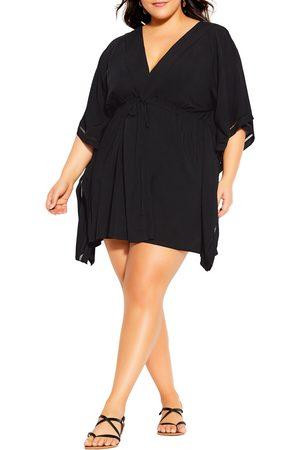 City Chic Plus Size Women's Sun Lover Caftan Dress