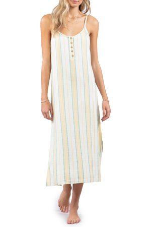 Rip Curl Women's La Bonita Stripe Sundress
