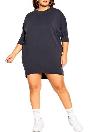 City Chic Plus Size Women's Oversize Knit Tee