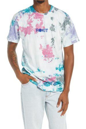 ROKIT Men's Debaser Tie Die T-Shirt