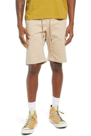 BP. Men's Woven Jogger Shorts