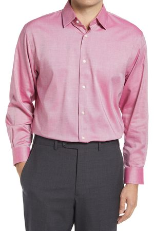 Nordstrom Men's Traditional Fit Non-Iron Dress Shirt