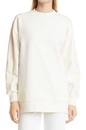 CLUB MONACO Women's Colorblock Sweatshirt