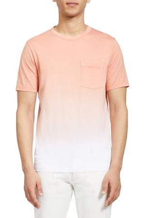 THEORY Men's Essential Ombre Pocket T-Shirt