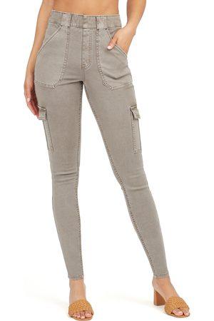 SPANXR Women's Spanx Stretch Twill Ankle Cargo Pants