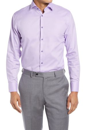 Nordstrom Men's Trim Fit Non-Iron Dress Shirt