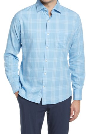 Peter Millar Men's Men's Plaid Button-Up Shirt